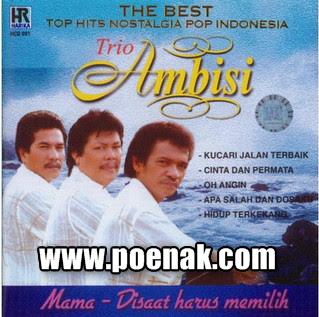 Lagu Batak Trio Ambisi