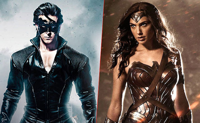 Hrithik Roshan Might Get Wonder Woman in Krrish 4