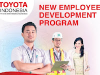 PT Toyota Motor Manufacturing Indonesia - New Employee Development Program TMMIN April 2017