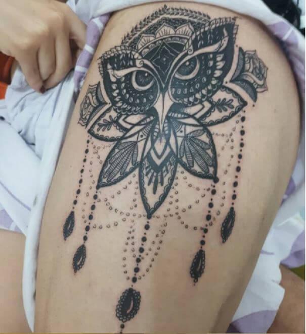 110 Cute Owl Tattoos Ideas and Designs (2018 ...