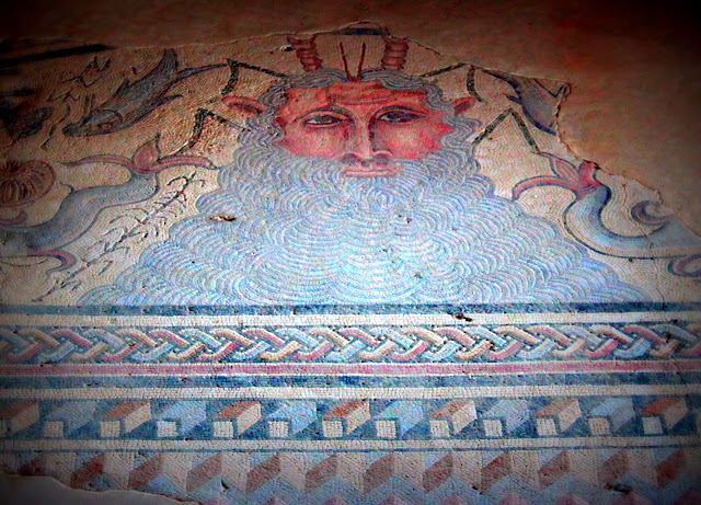 Mosaico de Villa Materno, Yacimiento romano Carranque