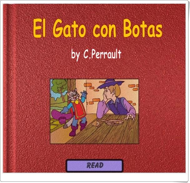 """""""El gato con botas"""" de Charles Perrault (Cuento audiovisual)"""