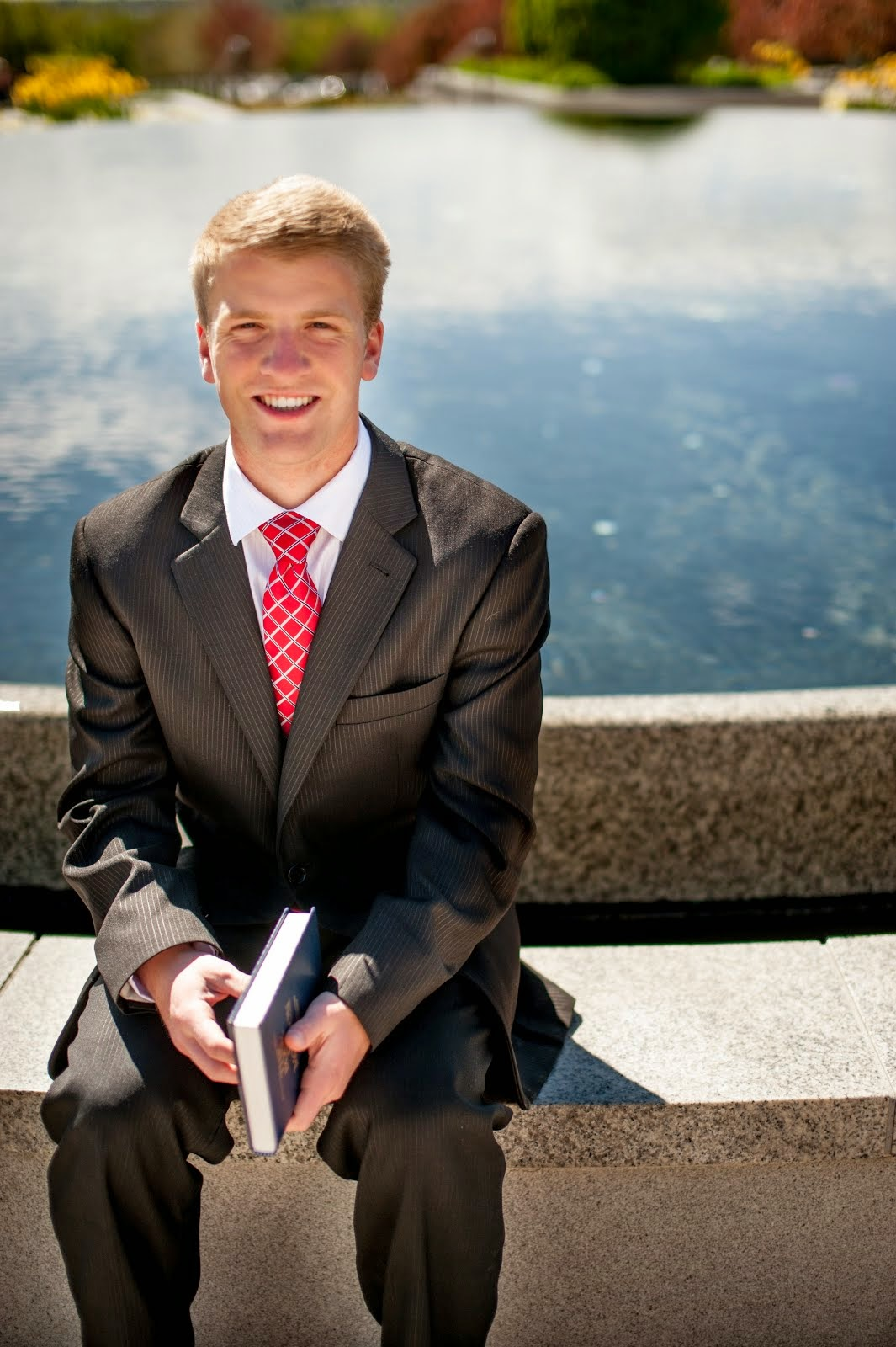 Elder Adam Christensen