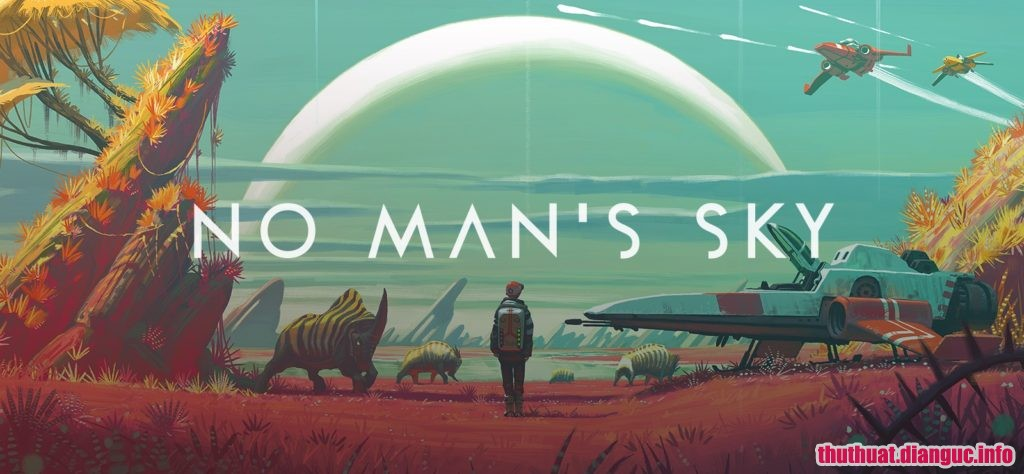 Download Game No Man's Sky Full Cr@ck