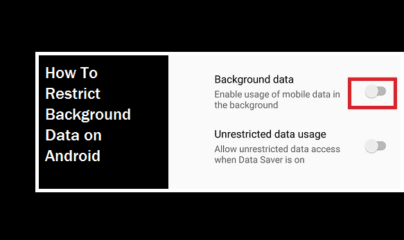 Restrict-background-data