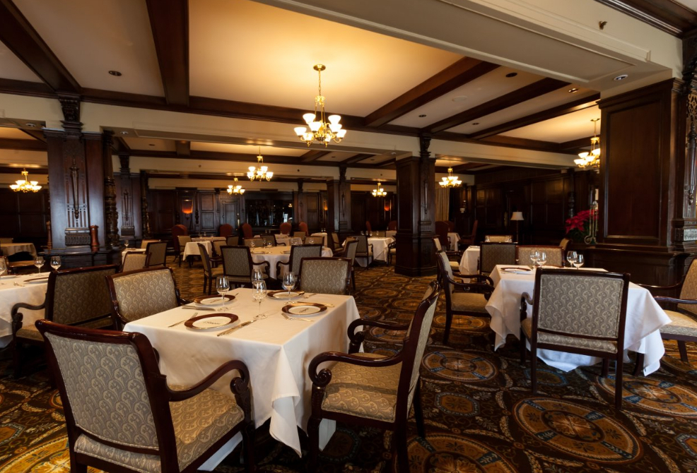 The Seelbach Hilton Louisville KY Wedding Venue