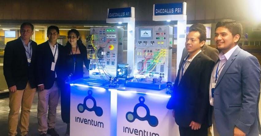 PUCP: Egresados de la Universidad Católica crean máquinas para capacitar a futuros ingenieros y técnicos
