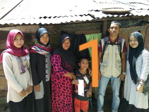 LPD Menyalurkan Donasi Dari Para Dermawan untuk Kaum Dhuafa