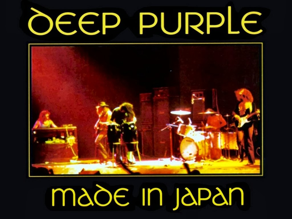 heavy rock deep purple made in japan 40th anniversary. Black Bedroom Furniture Sets. Home Design Ideas