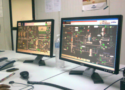 Scada Control and Supervision