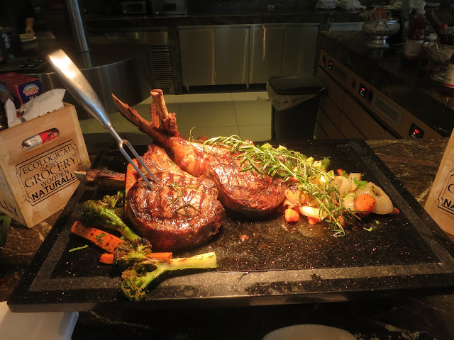 Australian Tomahawk steak
