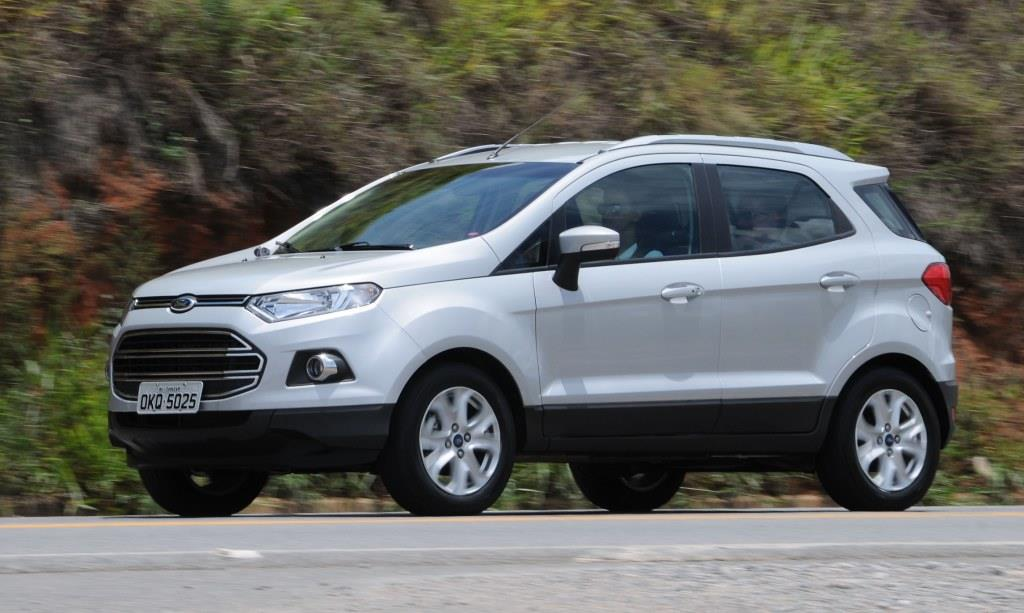 Lanzamiento: Ford EcoSport Titanium 2.0 : Autoblog Uruguay ...