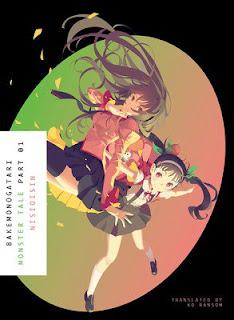 """Anunciada adaptación a manga para """"Bakemonogatari"""" de NisiOisin."""
