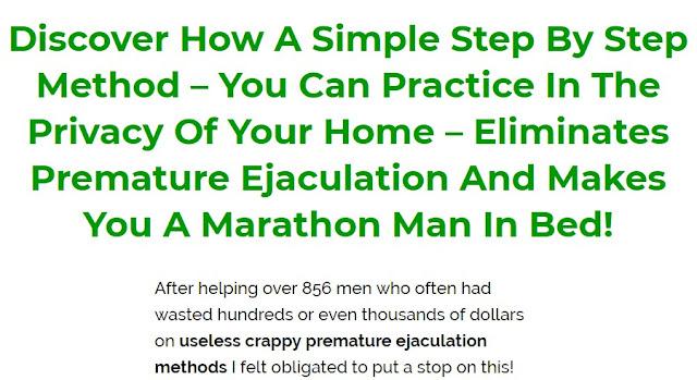 Best Selling Premature_ejaculation Guide