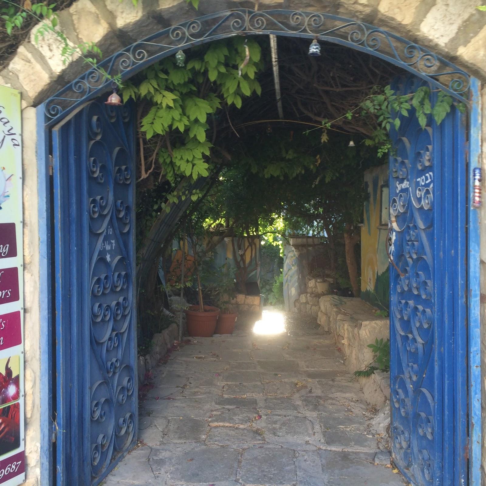living the dream israel 2016 visit to mystic tzfat june 28