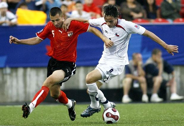 Chile y Austria en Copa del Mundo Sub-20 Canadá 2007, 8 de julio