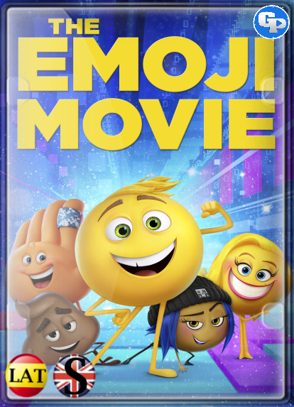 Emoji: La Película (2017) HD 1080P LATINO/INGLES
