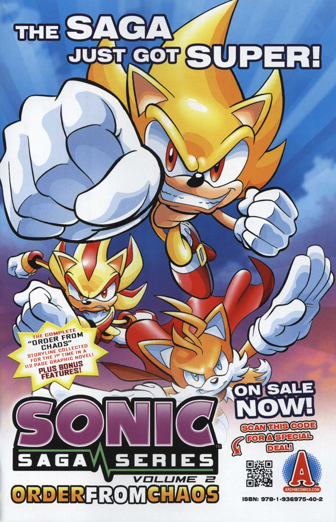 Read online Sonic The Hedgehog comic -  Issue #246 - 35