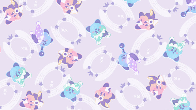 Kirby Battle Royale Mirror Copy Ability desktop wallpaper