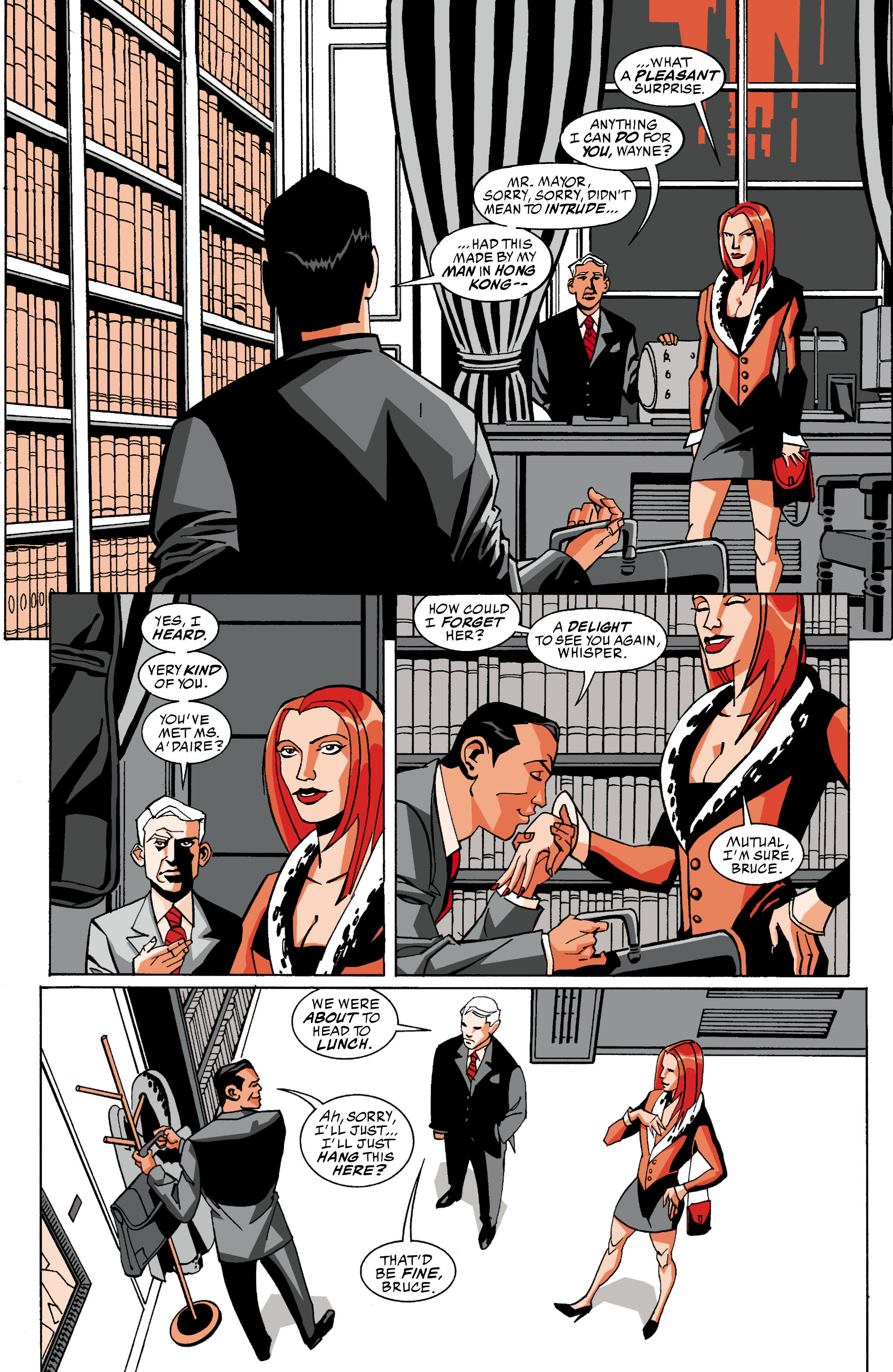 Detective Comics (1937) 745 Page 7