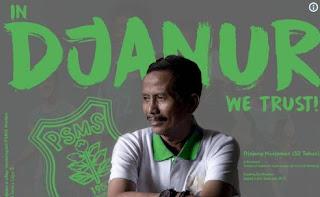 Djadjang Nurdjaman Bantah Jadi Pelatih PSMS Medan