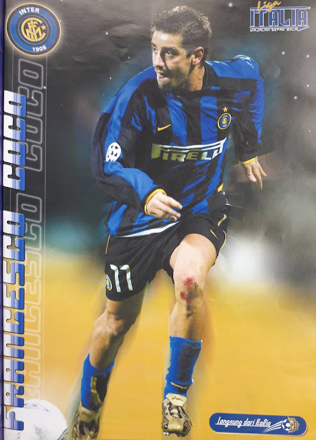 PIN UP FRANCESCO COCO (INTER MILAN)