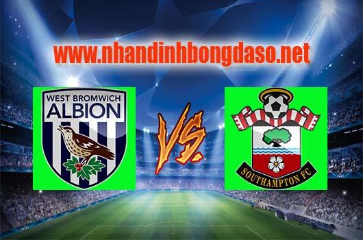 Nhận định bóng đá West Bromwich vs Southampton, 21h00 ngày 08-04