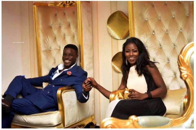 "#BBNaija's Debie Rise and Bassey ""Pre Wedding"" Photo-shoot Sets The Internet On Fire (Must See)"