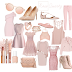 Polyvore Post: Inspired by Pantone Color of the Year 2016 - Rose Quartz