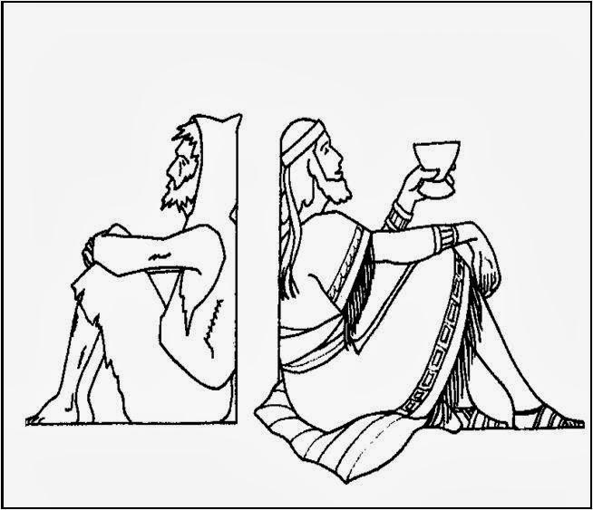 Jacozinho do Senhor: O Rico e o Lázaro