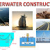 Underwater construction in ppt and doc lessons