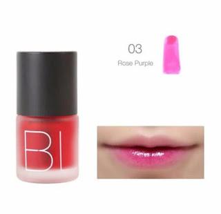 10 Merk Lip Tint Ungu Terbaik Untuk Tampilan Bibir Manis dan Menawan