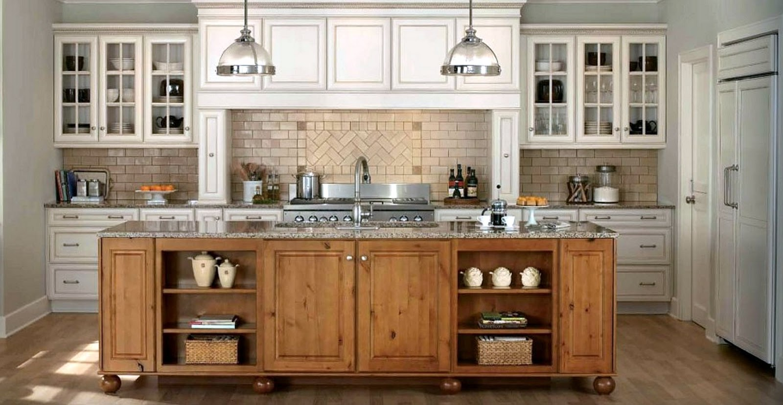 tips for choosing minimalist hanging kitchen cabinets