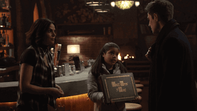 Once upon a time 7x20- Henry, Regina y Lucy