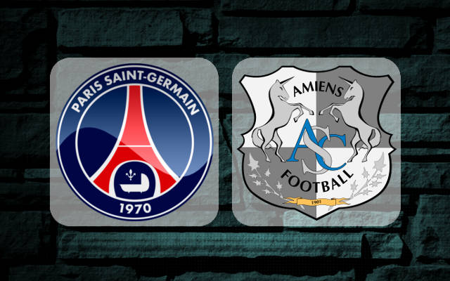 Amiens vs Paris Saint Germain Full Match & Highlights 10 January 2018