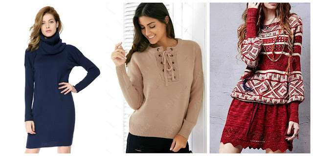 Zaful Sweaters