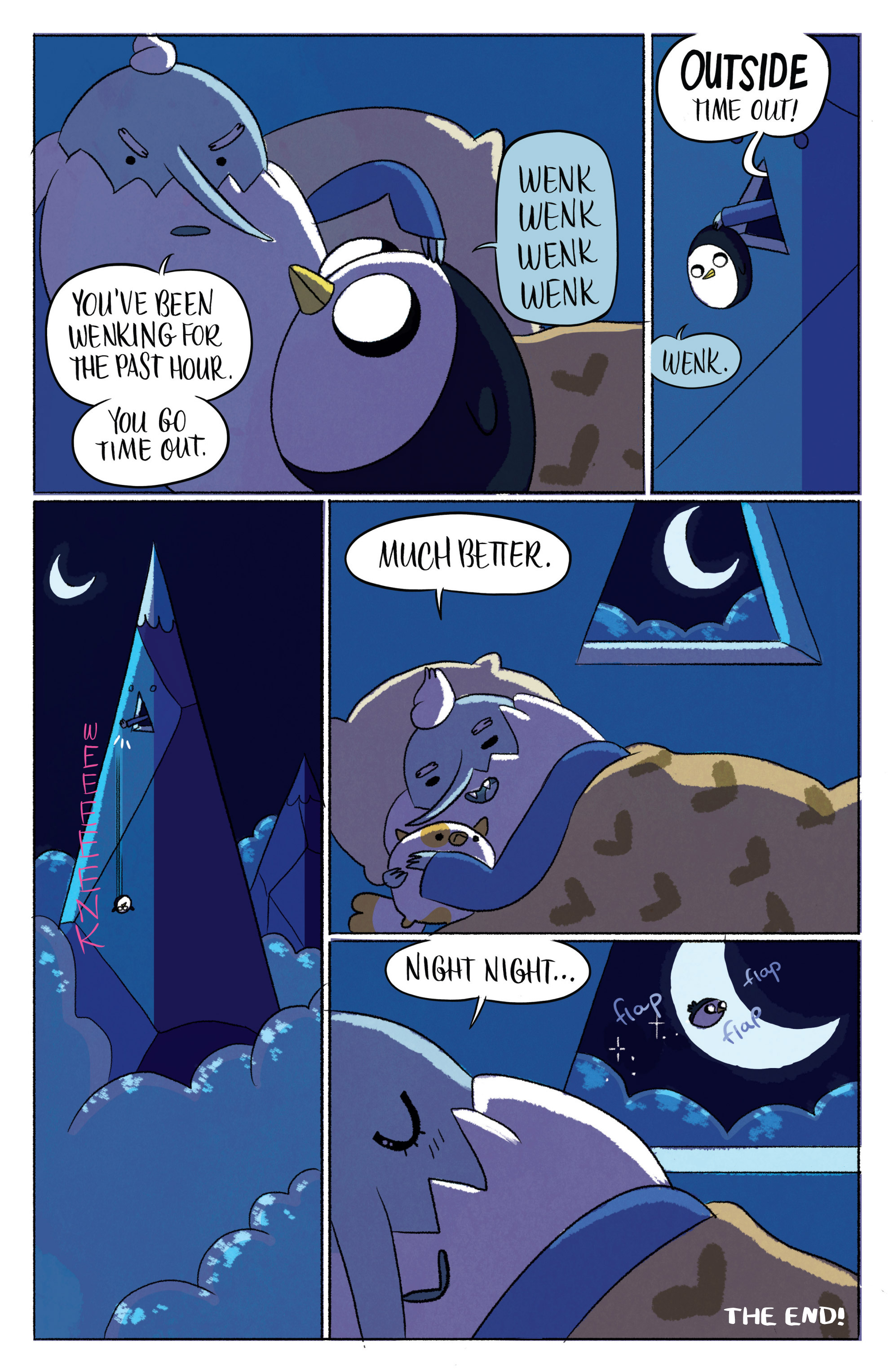 Read online Adventure Time with Fionna & Cake comic -  Issue #6 - 32