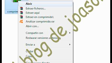 """Solucionar error """"el archivo esta dañado o tiene un formato desconocido"""" con WinRAR"""