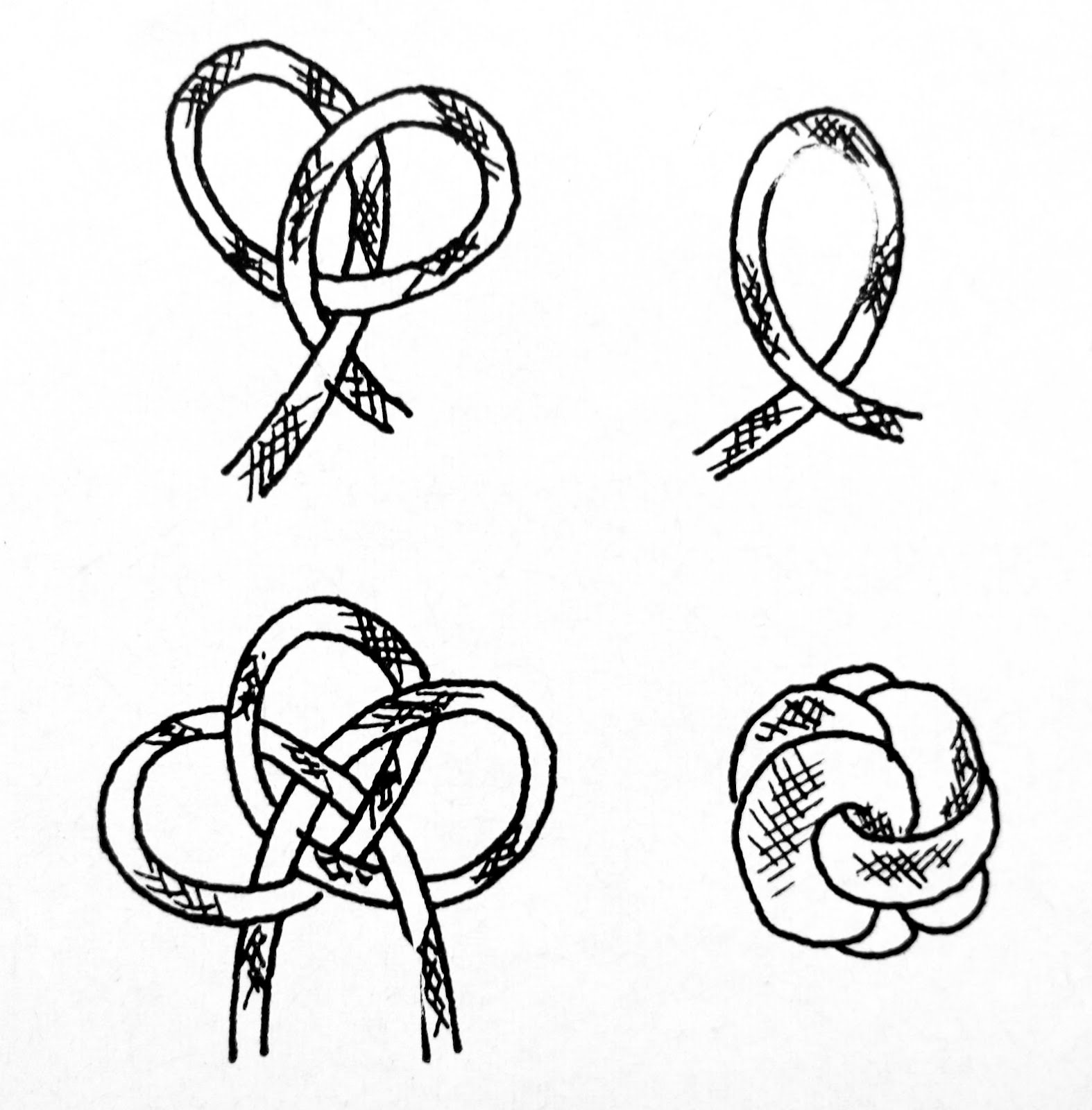 Pintucks Chinese Knot Button How To Tie It