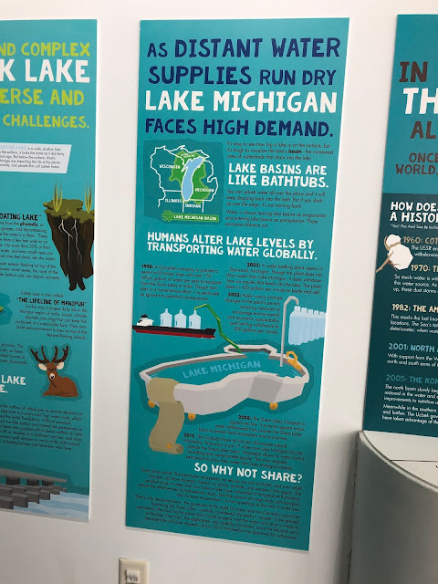 Ideas for taking care of the Great Lakes.