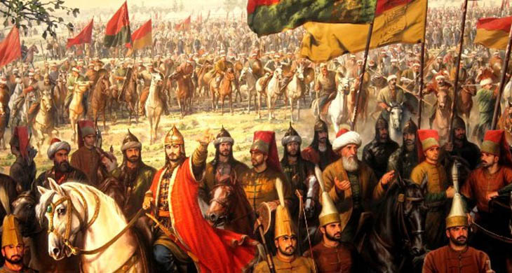 K,din, islamiyet, Osmanlı,Osmanlı padişahları, Osmanlı islam devleti miydi, Osmanlı padişahları neden hacca gitmedi,Neden hacca gitmediler, Kanuni Sultan Süleyman, Ali İmran suresi,