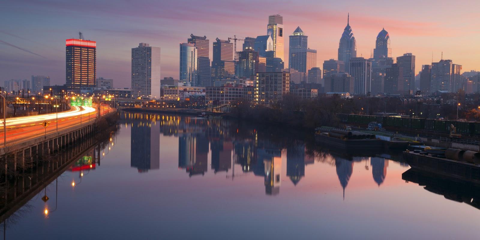 Easter:Die, Detective! takes place in Philadelphia