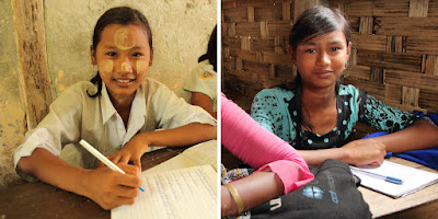 In Myanmar, the power of education to build a joint future