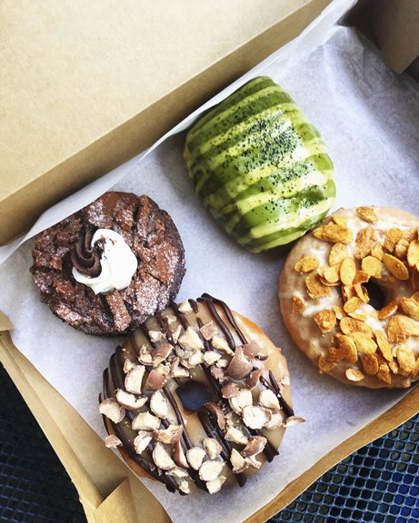Washington Dc September Flavors And New Wings At Astro Doughnuts