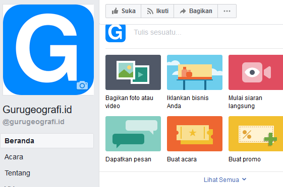 Buat Fanspage Facebook Biar Banjir Order