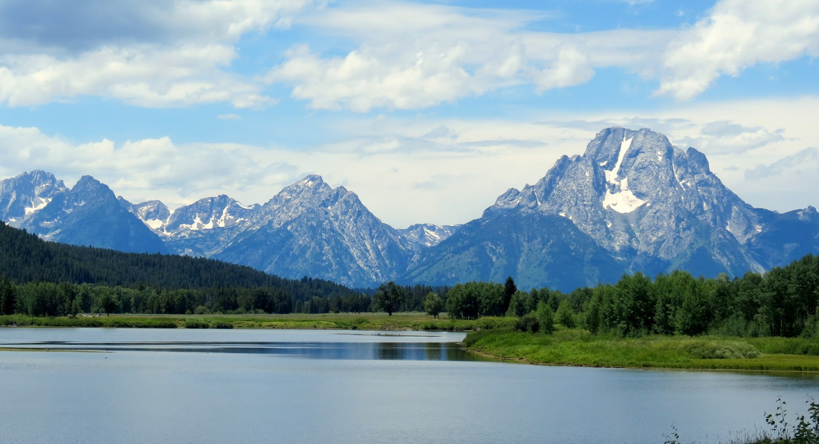 Phannie And Mae The Grand Tetons And Into Yellowstone