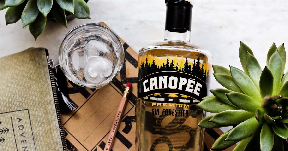 Canopee Un Gin Boreal Quebecois A Decouvrir