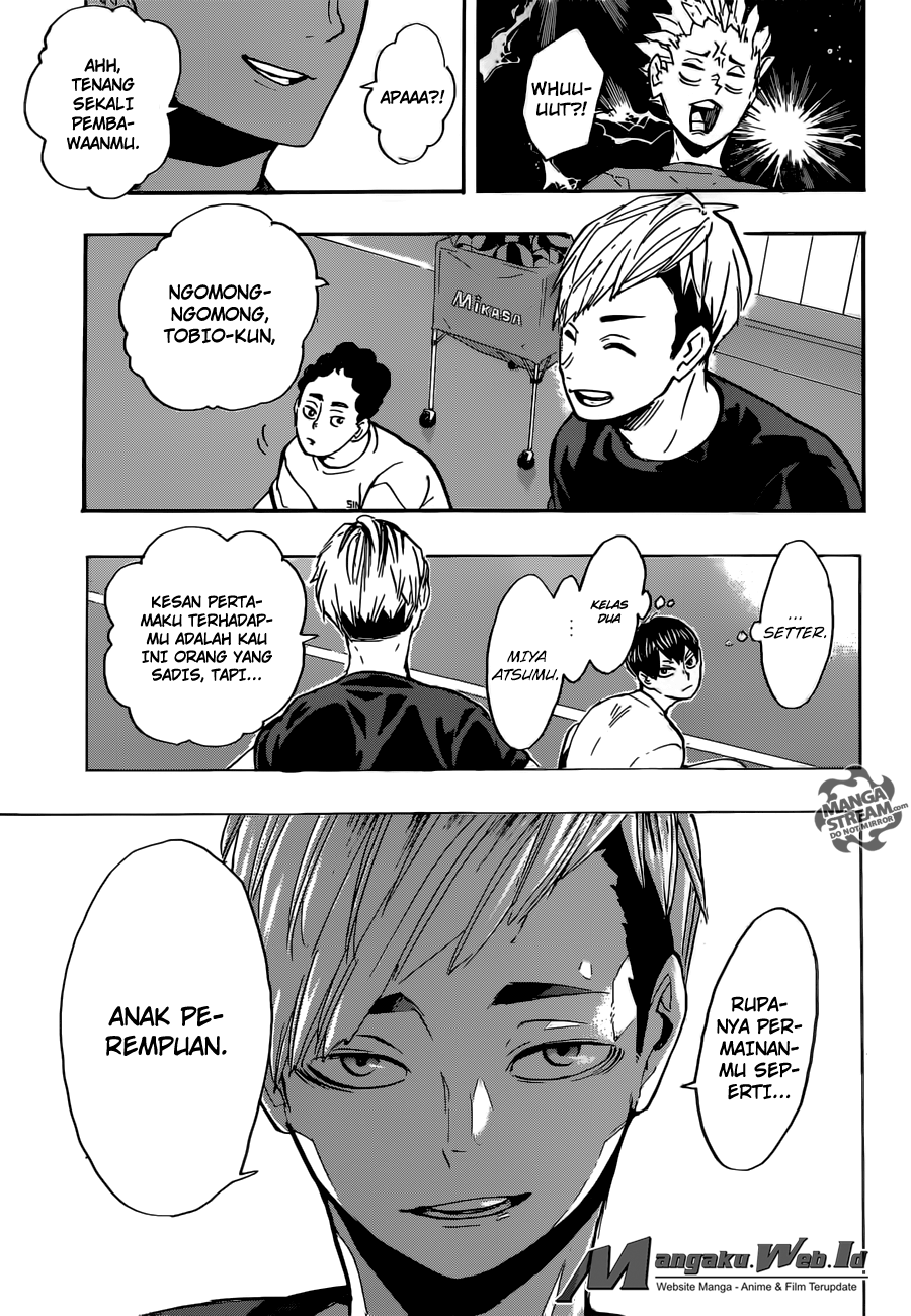 Haikyuu Chapter 215-17