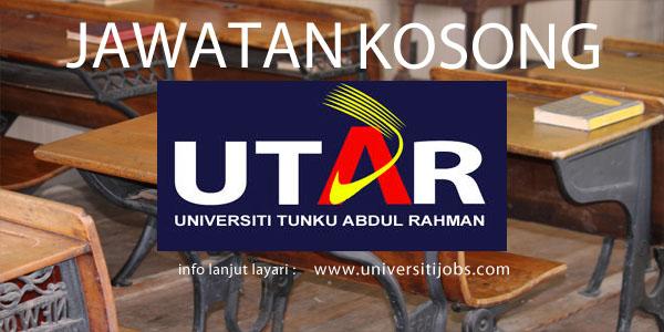 Jawatan Kosong Universiti Tunku Abdul Rahman 2016-Other Positions
