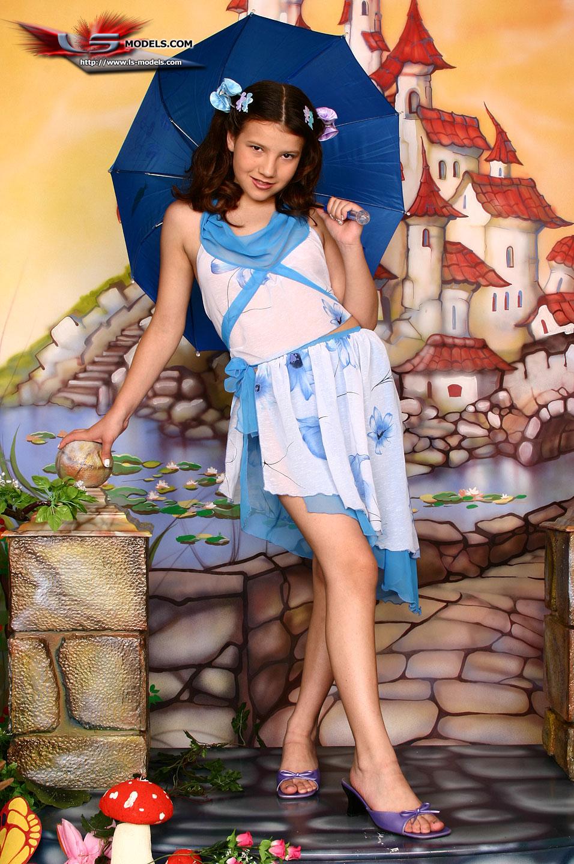 Host image model photo teen for
